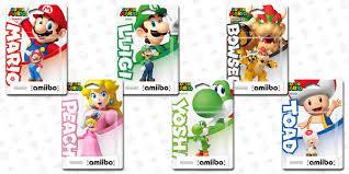 Amiibo Mario Party Collection