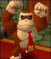 Donkey Kong Mario Party 3
