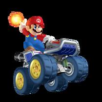 MK7 Artwork Mario 4