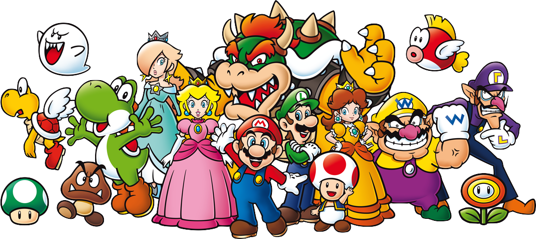 mariowiki fandom powered by wikia