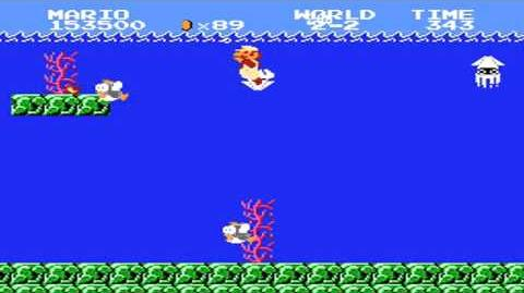 Super Mario Bros. - World 2-2