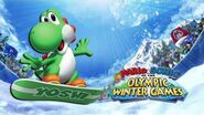 Yoshi Voice Clips Mario & Sonic at the Olympic Winter Games