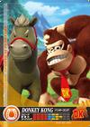 Carte amiibo Donkey Kong course équestre