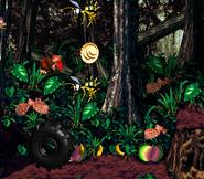 DKC2 Screenshot Dschungelzauber 5