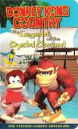 Donkey Kong Country - Legend of the Crystal Coconut (VHS)