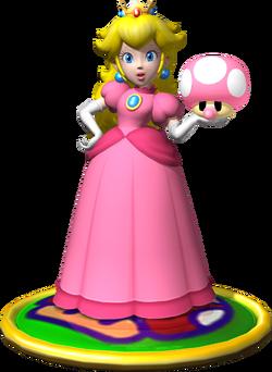 MP4 Artwork Prinzessin Peach