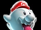Mario fantôme