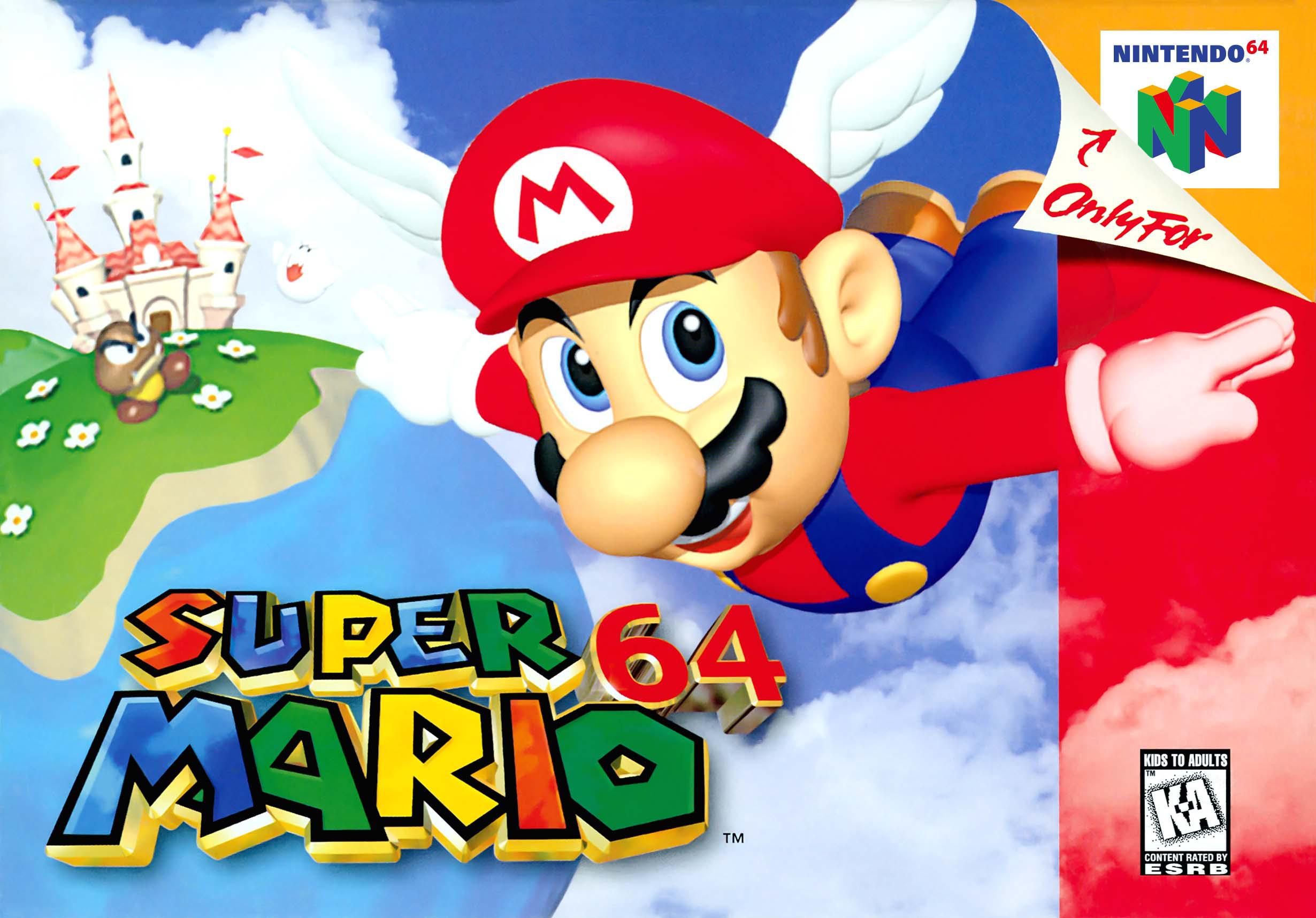 Super Mario 64 Mariowiki Fandom