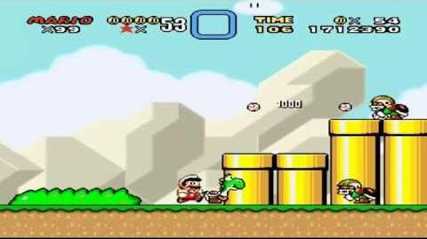 Super Mario World Groovy