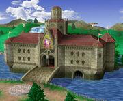 Castillo de Peach SSBM