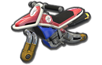 Moto Standard Mario 8