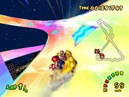 Rainbow Road MKDD-2