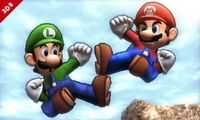 Aerial Mario