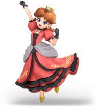 Art Daisy rouge Ultimate