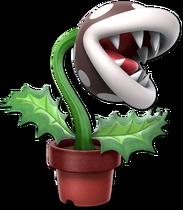 Art Plante Piranha noir Ultimate