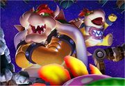 Bowser Bowser Jr. Super Mario Galaxy