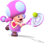 MTUS Artwork Toadette