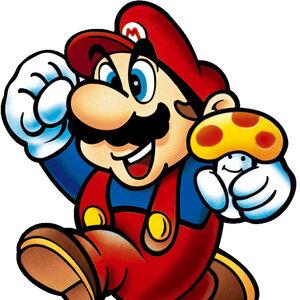 Super Mushroom Mariowiki Fandom