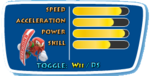 Knuckles-Wii-Stats
