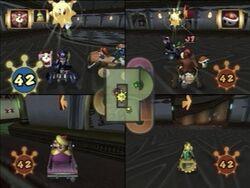 Luigi's Mansion MKDD