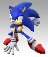 M&S Artwork Sonic