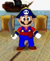 MP2 Mario Pirate Land
