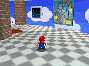 Ciudad Esponja Super Mario 64