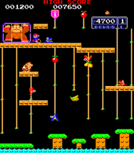 Donkey Kong Jr (arcade game)