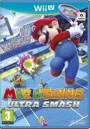Jaquette de Mario Tennis Ultra Smash