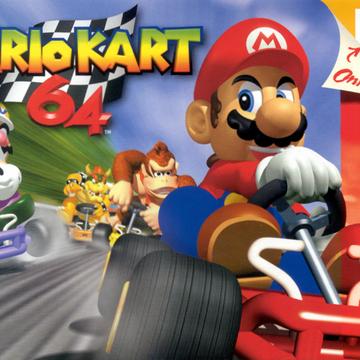 Mario Kart 64 Mariowiki Fandom