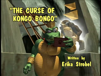 The Curse of Kongo Bongo