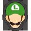 Icône Luigi Ultimate