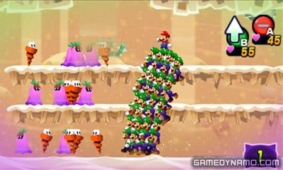 Imagen Mario And Luigi Dream Team Nintendo 3ds Screenshots 3 Jpg