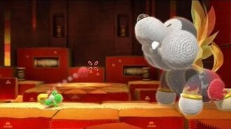 Yoshi's Woolly World Yarn Yoshi Now Available Wii U 30 US TV Commercial