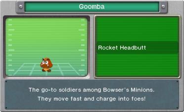 BISDX- Goomba Profile