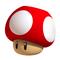 Champiñón en Super Mario 3D Land