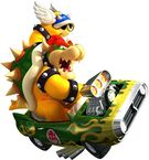 MKW Artwork Bowser 2