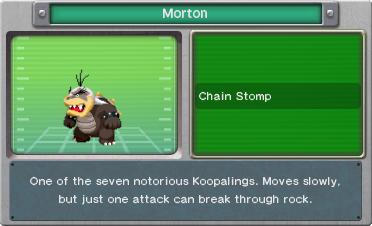 Morton Description