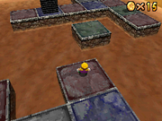 SM64DS Shifting Sand Land Star 5
