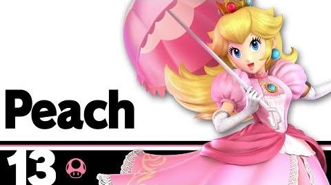 13 Peach – Super Smash Bros. Ultimate