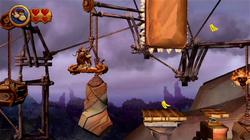 DKCR Screenshot In der Schwebe