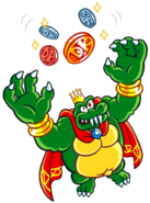DKKOS Artwork King K. Rool