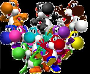 Die Yoshi - Familie