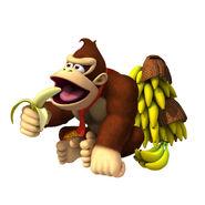 Donkey kong bananas