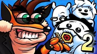 Oney Plays Crash Bandicoot Warped WITH FRIENDS - EP 2 - Easter Egg (Crash Bandicoot 3)