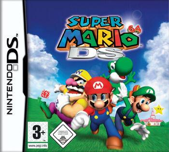 Super Mario 64 Ds Mariowiki Fandom Powered By Wikia