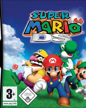 Super Mario 64 DS | MarioWiki | Fandom