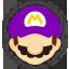Icône Mario violet Ultimate
