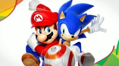 Mario & Sonic en los Juegos Olímpicos Rio 2016 - Tráiler introducción (Nintendo 3DS)