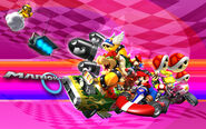 Mario Kart Wii a